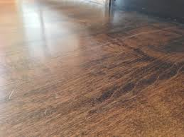 Water Leak On Laminate Floor Dents U0026 Scratches Rdl Wood Products