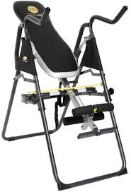 body bridge inversion table body power 2 in 1 inversion table with core and back machine