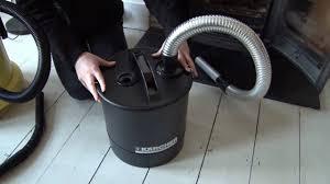 karcher vacuum cleaner ash separator youtube