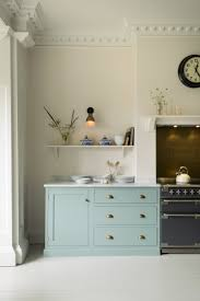 warwickshire kitchen design intricate coving and architrave details compliment the simple
