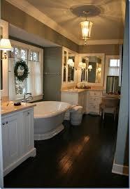 bathroom cozy dark pergo flooring with granite transformations