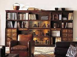 Cherry Wood Bookcase With Doors Cherry Wood Bookcase Portofinos Us