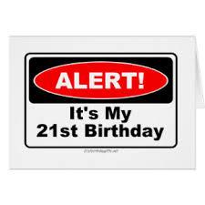 my 21st birthday cards greeting u0026 photo cards zazzle