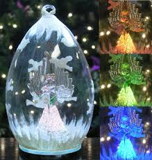 led ornament remembrance with