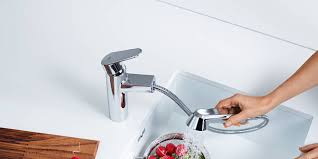 Groe Faucets Grohe Faucets With Pull Out Spray Kitchen Trends U0026 Designs