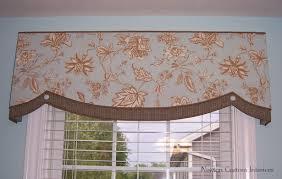 Cornice Window Treatments Window Treatments With Cording Newton Custom Interiors