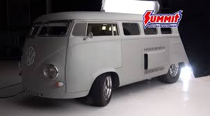 black volkswagen bus 1962 vw bus with a mid engine v8 u2013 engine swap depot