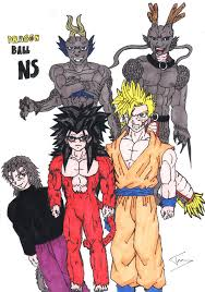 dragon ball fan manga dragon ball ns fan art by magna14 on deviantart