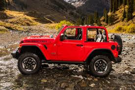 rally jeep wrangler jeep wrangler officially unveiled at the la motor show pictures