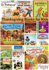 30 thanksgiving books for the homeschool post