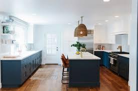 blue kitchen ideas navy kitchen ideas kitchens by milestone