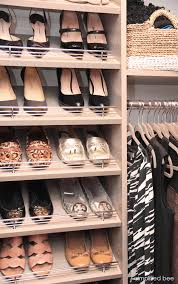 walk in closet shoe rack ideas simplified bee simplified bee