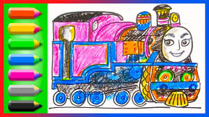 thomas friends coloring pages how to draw ashima thomas and friends drawing and coloring