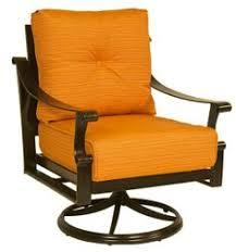 Woodard Cortland Cushion Patio Furniture Woodard Cortland Cushion High Back Dining Chair Set Of 2