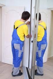 Mirror Closet Door Repair Sliding Mirror Closet Door Repair By A Bob S Glass Repair