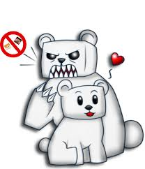 minecraft mobs upcoming polar bear by elcruellfable on deviantart