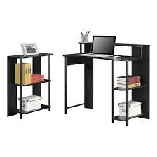 Wood Computer Desks by Altra Computer Desk And Bookcase Set