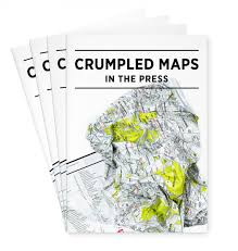 Overview Map Of New York City by Crumpled City U2013 Palomar