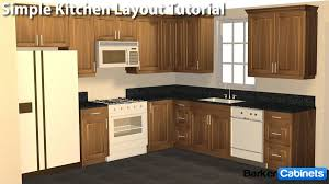what is the best shape for a kitchen kitchen layout simple l shaped kitchen simple kitchen