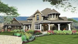 remarkable family home plan 16847wg architectural designs