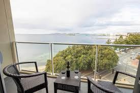 balconey port lincoln hotel ocean view balcony room
