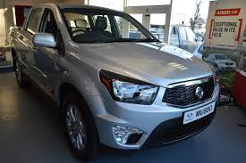 used 2017 ssangyong musso musso se for sale in cambridgeshire