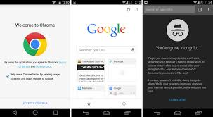 chrome apk apk chrome beta for android gets material design update the