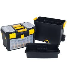 tool box with wheels aluminum hard case black dj tool box with