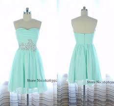 6 grade graduation dresses aliexpress buy 2017 mint green mini chiffon homecoming gowns