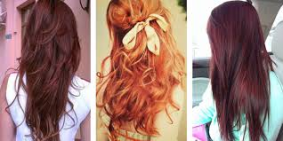 Best Color With Orange The 23 Best Brunette Hair Color Shades