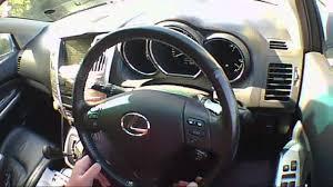 lexus rx400h uk lexus rx400h 3 3 2008 review road test test drive youtube