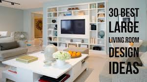 30 best large living room design ideas youtube