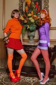 daphne and velma cosplay by uncannymegan on deviantart hosiery