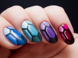 nail art julep back to nail art tutorial notebook fall