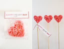 alice and loisvalentine pink heart rice krispie treats