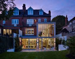 Edwardian Homes Interior Edwardian Home In London Gets Contemporary Addition