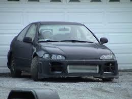honda civic ex 1994 1994 honda civic ex turbo 1 4 mile trap speeds 0 60 dragtimes com