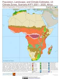 Map Of East Africa by Yale Helps East Africa Prepare For Effects Of Climate Change