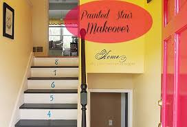 Staircase Makeover Ideas My Painted Stair Makeover A Cultivated Nest