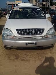 lexus rx300 for sale in nigeria sold abuja toks 2002 lexus rx300 for sale autos nigeria
