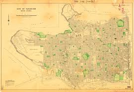 Map Vancouver Canada by The Map And Plan Digitization Project Authenticity
