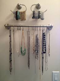 box necklace holder images Jewelry holder walmart jewelry wall organizer target hanging jpg