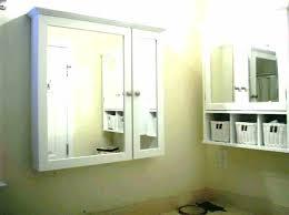 Bathroom Medicine Cabinets With Mirrors Recessed Recessed Medicine Cabinet Mirror Sliding Mirror Medicine Cabinet
