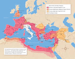 Map Of Rome Italy by Maps Of The Roman Empire Istanbul Private Tour Guide