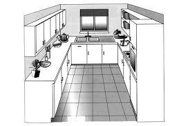 plan de cuisine en u http kitzen ma wp content uploads 160805 l elevation et la