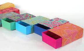 traditional indian wedding favors these small match box style slide open boxes with traditional