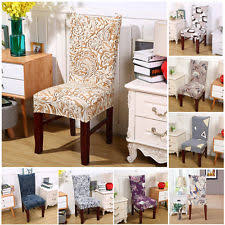 Covers For Dining Room Chairs by Dining Room Chair Slipcovers Ebay