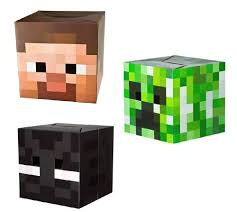 Halloween Minecraft Costumes Minecraft Heads Couples Costumes Halloween Pretty Fun