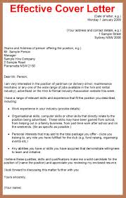Example Of Covering Letter For Resume by Writing A Good Resume Cover Letter 7 Best 25 Examples Of Letters