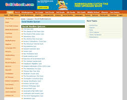 thanksgiving quiz printable softschools com website u2013 home education resources